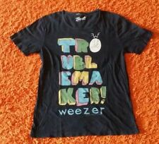 weezer album t shirt 90 band rock punk wave