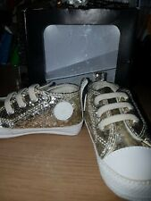 All Star Converse Infant Size 4 Girls