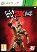WWE 2k14 Microsoft Xbox 360 2k Games