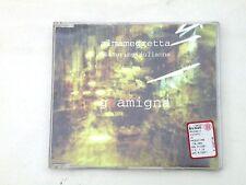 ALMAMEGRETTA - GRAMIGNA - RARO CD SINGOLO BMG 1998 4 TRACCE PROMO EX--/NM