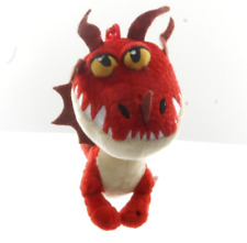 "BRAND NEW 5"" HOW TO TRAIN YOUR DRAGON HOOKFANG BAG CLIP PLUSH SOFT TOY"