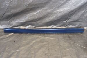2002-04 ACURA RSX TYPE-S A-SPEC OEM LH EXTERIOR MOULDING SIDE SKIRT *BENT TABS*