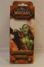 World of Warcraft The Adventure Game - Zowka Shattertusk Character Pack