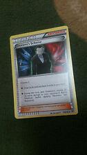 Giovanni's Scheme Pokemon Card UNCOMMON Trainer [BREAKTHROUGH]