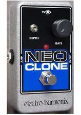 Electro-Harmonix EHX Neo Clone Analog Chorus Nano Pedal NEW Authorized Dealer