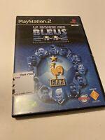 🥰 jeu playstation 2 ps2 pal fr le monde des bleus 2002 lmdb fff