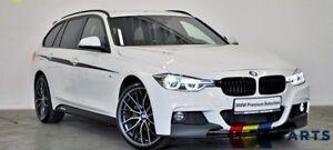 BMW GENUINE 3 F30 F31 M PERFORMANCE PIN-STRIPES STICKERS DECAL KIT 51142365577