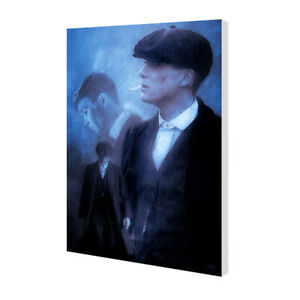 """The Birmingham Peaky Blinders """"Tommy Shelby"""" wall art poster - Size A2"""