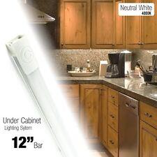 12 Inch LED 270 Lumen Under Cabinet Lighting Accent Light Neutral White 4000K