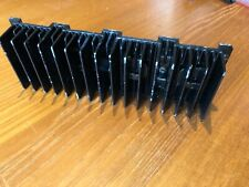 Sansui G-8000  Rear heat sink, straight fins