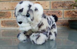 Wild Republic Snow Leopard Plush Soft Toy Beautiful Excellent Condition