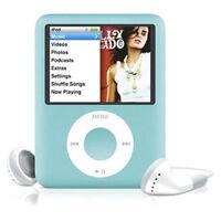 Apple iPod nano 3rd Generation Blue (8GB)