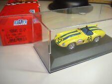 Ferrari 121 LM GP Cuba Jean Lucas 1957 1/43 BBR Kit built PJ278 rar raro n. AMR