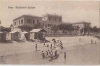 ITALY 1930 FANO BATHHOUSE