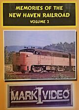 Mark I Video - MEMORIES OF THE NEW HAVEN RAILROAD VOLUME II - DVD