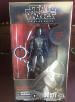 STAR WARS BLACK SERIES CARBONIZED GRAPHITE SECOND SISTER INQUISITOR-IN HAND!!!