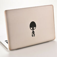 Alien Vinyl Decal Sticker Skin for Laptop MacBook Air Pro 11'' 13'' 15'' WdCA