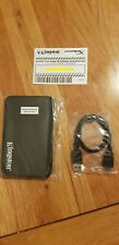 Kingston External USB 3.0 2.5 HDD/SSD Enclosure / Cable / Acronis True Image HD