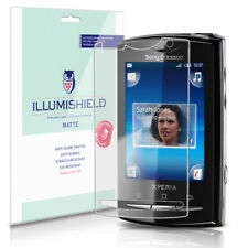 iLLumiShield Matte Screen Protector 3x for Sony Ericsson Xperia X10 Mini Pro