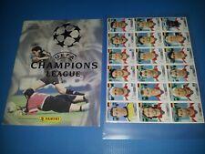 Panini Champions League 2000/2001 Complete Komplett
