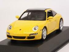 Porsche 911 Targa 2006 Yellow 'Maxichamps' Edition 1:43 MINICHAMPS 940066161
