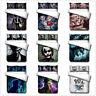 3D Harley Quinn and Joker Duvet Cover Bedding Set Comforter Cover Pillow Sham