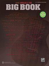 NEW UKULELE TAB BIG BOOK - EASY UKULELE TAB SONGBOOK 43041