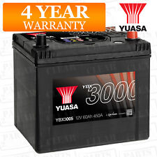 Yuasa Car Battery Calcium 12V 450CCA 60Ah T1 For Toyota Celica AT200 1.8