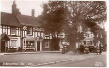 Beaconsfield old town Post Office Nr High Wycombe  RP old pc  Hawkes La Maison