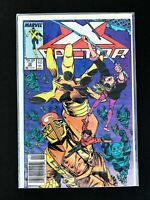 X-FACTOR #22 MARVEL COMICS 1987 VF+ NEWSSTAND EDITION