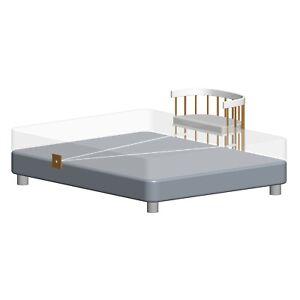 Beistellbettbefestigung - tweeto Babybett Befestigung Beistellbett an Elternbett