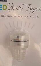 New listing Light Up Led Bottle Stopper Wine Topper multi color