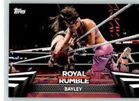 2019 WWE Womens Division Royal Rumble #20 Bayley