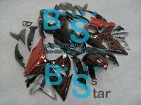 Red flame GSXR1000 Fairing Kit Suzuki GSX-R1000 2010 2011 12 13 2009-2016 011 A7