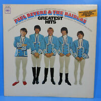 PAUL REVERE & THE RAIDERS GREATEST HITS LP 1967 MONO GREAT CONDITION! VG+/VG+!!A