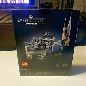 LEGO Star Wars Bespin Duel Building Kit (75294) - 295 Pieces. New, sealed!
