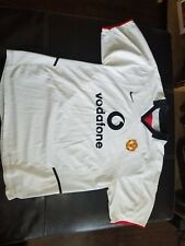 Manchester United Nike Vodaphone UK XL US XL Jersey Gently Used Man Utd Premier