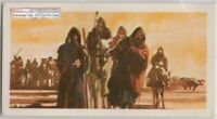 Explorer John De Plano Carpini Franciscan Great Khan Vintage Trade Ad Card