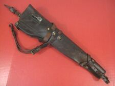 Wwii Era Us Army M1938 Leather Rifle Scabbard for M1 Carbine - Jqmd 1944 - Rare