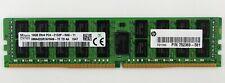 SK Hynix 16GB DDR4 2133MHz SERVER ECC Registered RDIMM RAM 2Rx4 HP PN 752369-581