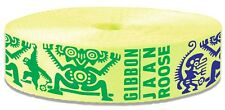 Gibbon Slamina Webbing Slackline, 25m X 50mm, Yellow