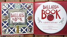 Ballads Of The Book - Advanced Promo CD - PChem098CD Sampler Idlewild Mike Heron