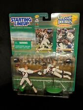 1999 Starting Lineup NFL Classic Doubles John Elway Terrell Davis Broncos