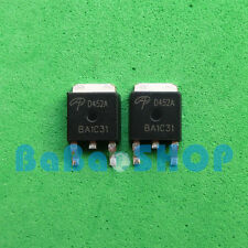 AO3409  A/&O   P-Channel  Mosfet  30V  2,2A  1W  SOT23 10 pcs