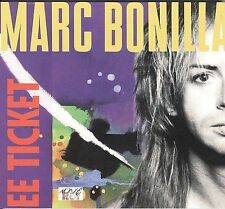 FREE US SHIP. on ANY 2 CDs! NEW CD Marc Bonilla: EE Ticket