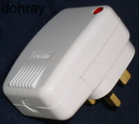 SURGE PROTECTOR SAFETY PLUG replace standard plugs, protect expensive appliances