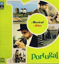 LP PORTUGAL MUSICAL ATLAS UNESCO COLLECTION
