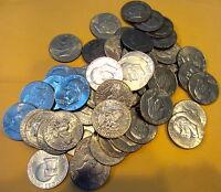 IKE / EISENHOWER DOLLARS 1971-1978 3 Different Dates/Mintmarks