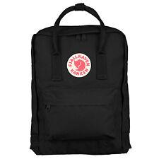 Fjallraven Kanken Classic 550 Black Backpack Style 23510