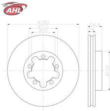 TEXTAR 92151803  2st Bremsscheibensatz PRO Vorderachse FORD TRANSIT 04/06